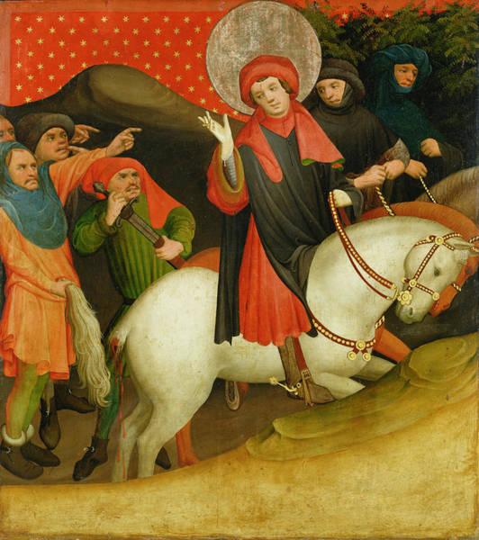 The Mocking Of Saint Thomas Poster