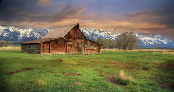 The Moulton Ranch Poster