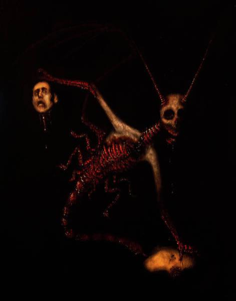 The Murder Bug - Artwork Poster