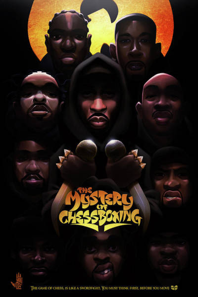 The Mystery Of Chessboxing Poster