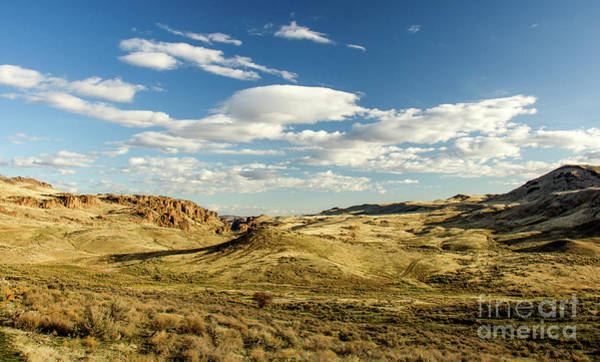 The Owyhee Desert Idaho Journey Landscape Photography By Kaylyn Franks  Poster