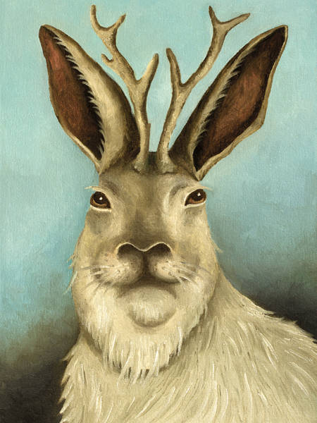 The Real Jackalope Poster