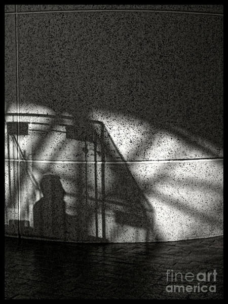 The Shadow Of A Man Poster