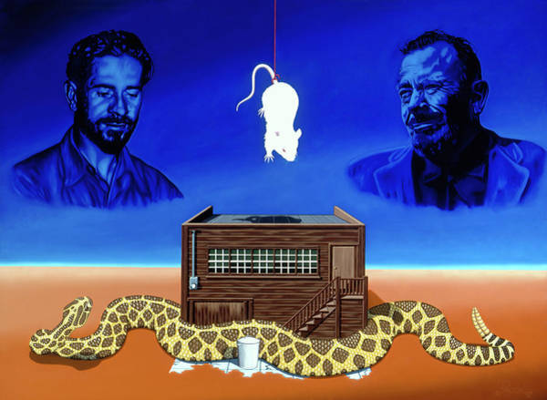 The Snake Poster