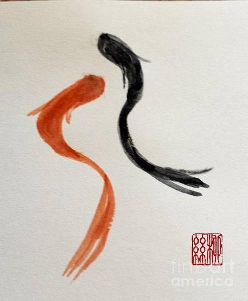 The Spirit Of Goldfish Poster