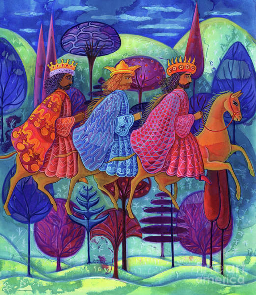 The Three Kings Christmas Poster