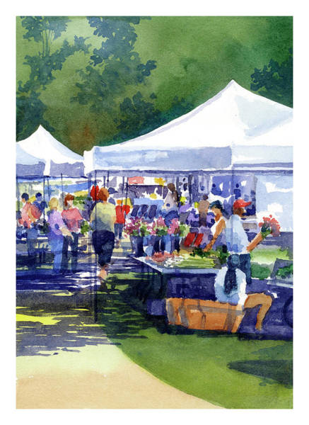 Theinsville Farmers Market Poster
