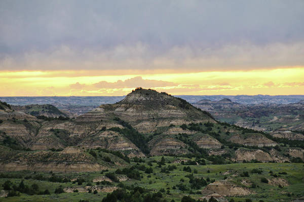 Theodore Roosevelt National Park, Nd Poster