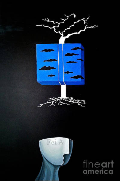 Thought Block Poster