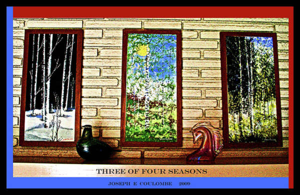 Three Of Four Seasons Poster