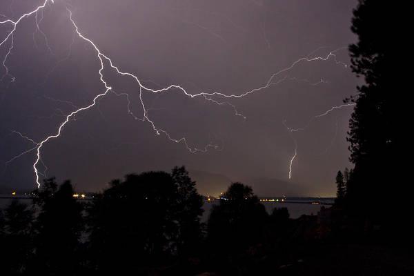 Thunderstorm II Poster