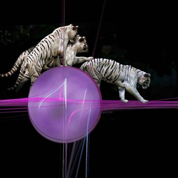 Tiger Tag Poster