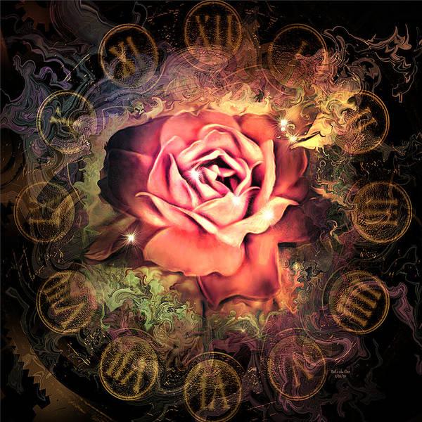 Timeless Rose Poster