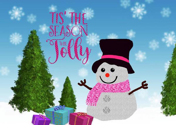 Tis The Season Poster