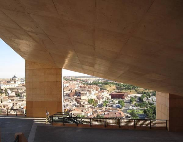 Toledo Architecture Poster