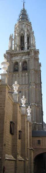 Toledo Church II Poster