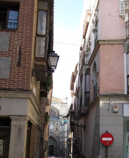 Toledo Do Not Enter Poster