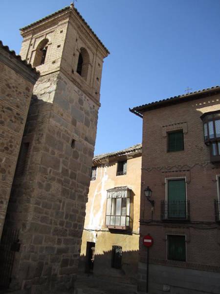 Toledo Vintage Buildings II Poster