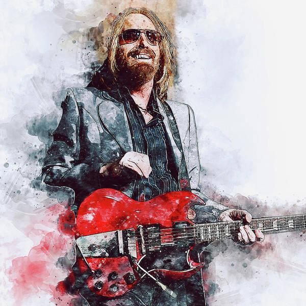 Tom Petty - 21 Poster
