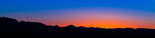 Tornillo Sunset Poster