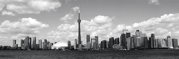 Toronto Skyline 11 Poster
