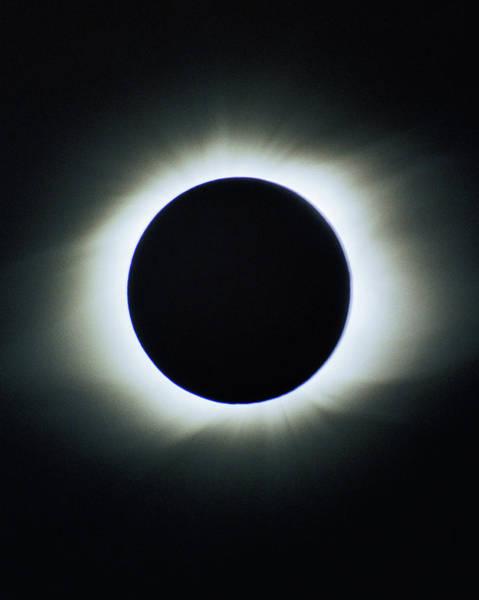 Total Solar Eclipse - Aruba 1998 Poster