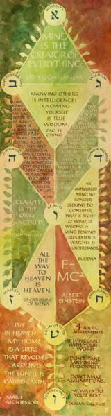 Toward Consciousness Poster