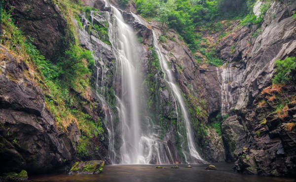 Toxa Waterfall Poster