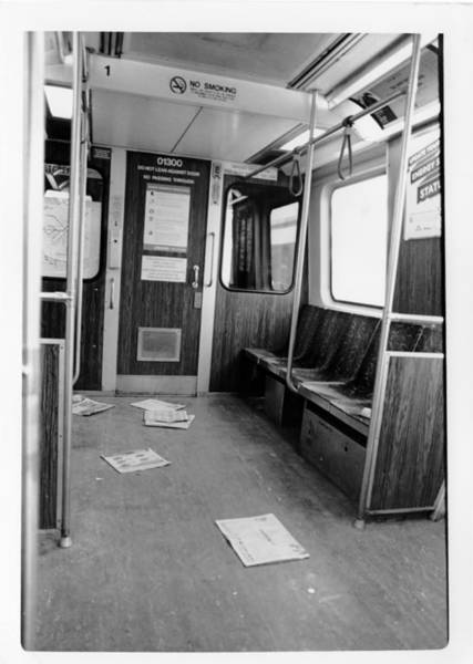 Train Car  Poster