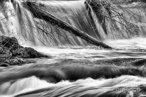 Tumwater Waterfalls#3 Poster