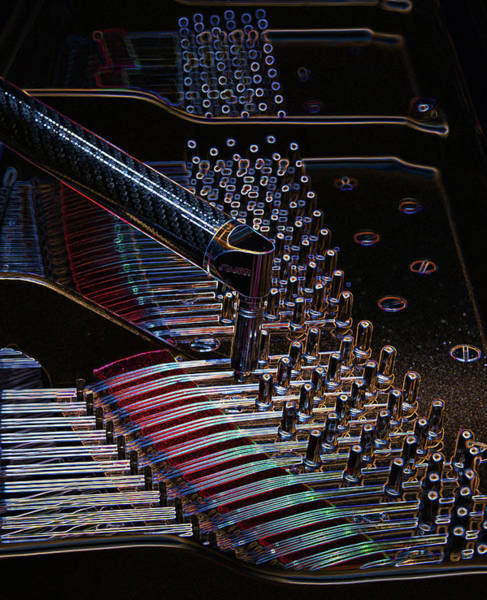 Tuning A Steinway For Jazz Poster