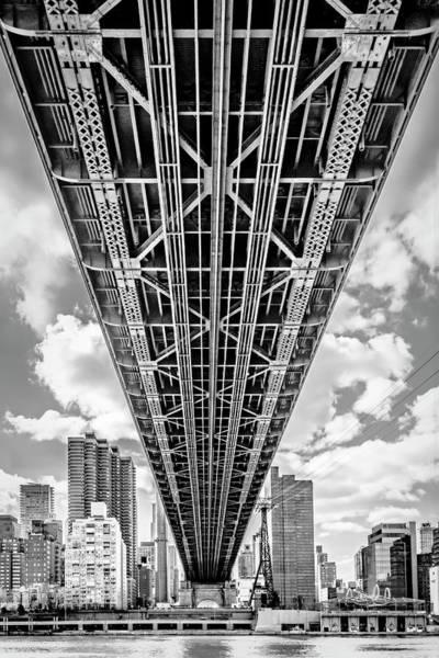 Underneath The Queensboro Bridge Poster