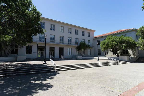 University Of California At Berkeley Dwinelle Hall Dsc6274 Poster