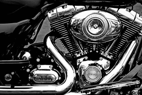 V Twin Poster