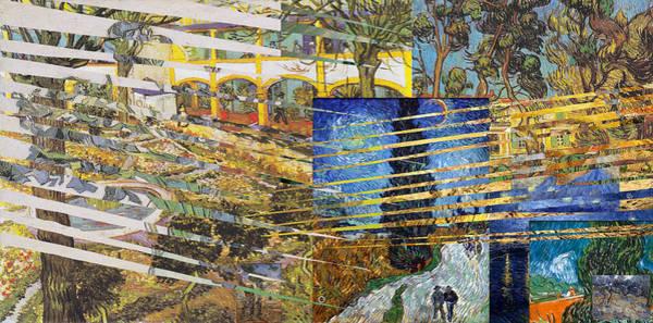 Van Gogh Mural Il Poster