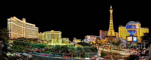 Vegas Splendor  Poster