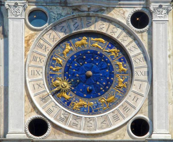 Venice Italy - St.mark's Clock Tower Poster