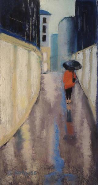 Venice Rain Poster