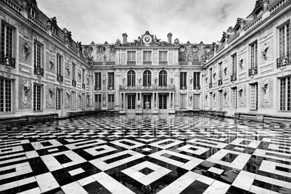 Versailles Architecture Paris Poster