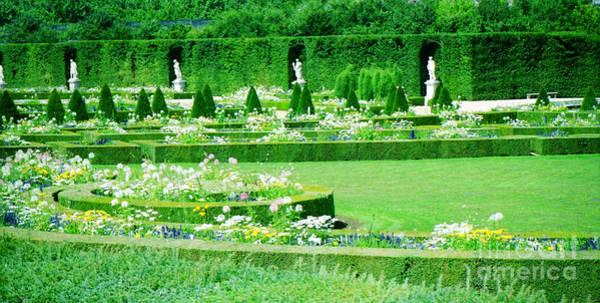 Versailles Pathways Poster