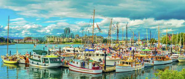 Victoria Harbor 2 Poster
