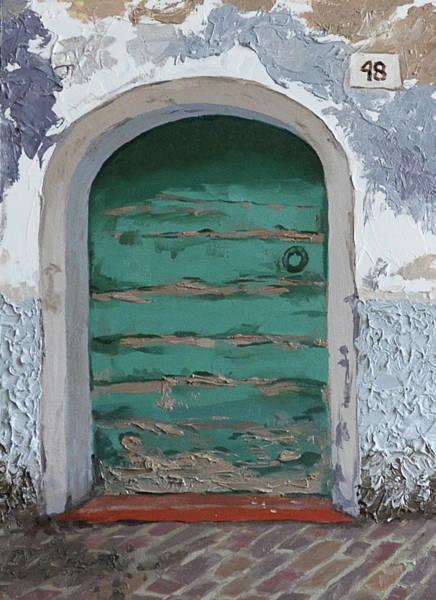 Vintage Series #2 Door Poster