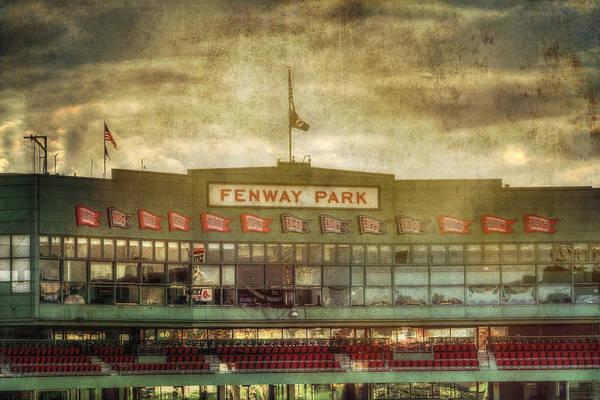 Vintage Fenway Park - Boston Poster