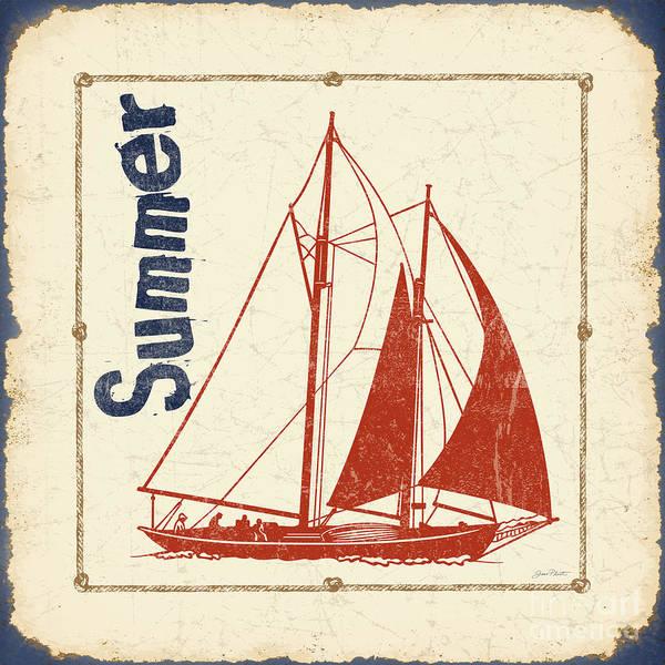 Vintage Nautical-jp2752 Poster