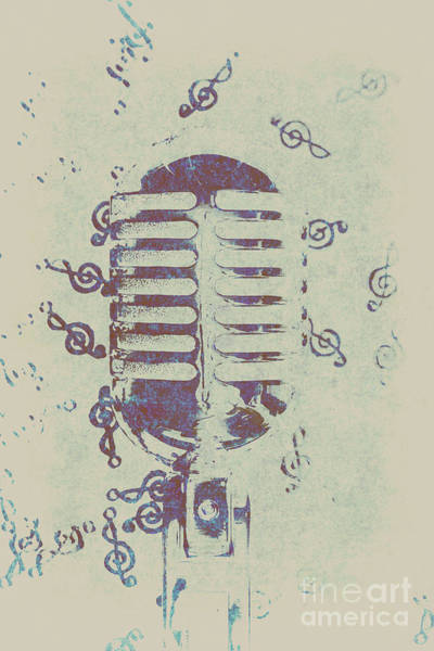 Vocal Harmony Poster