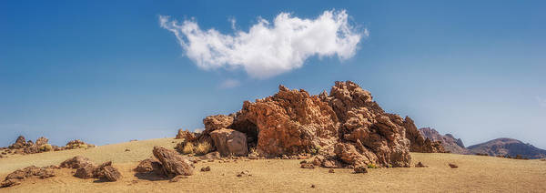 Volcanic Rocks Poster