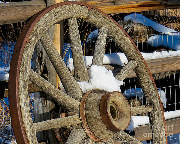 Wagon Wheel 1 Poster