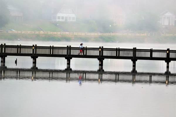 Walking Bridge Poster