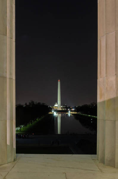 Washington Monument 2 Poster