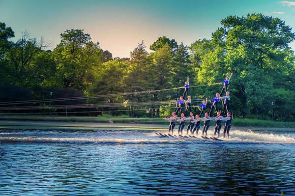 Water Ski Day Poster